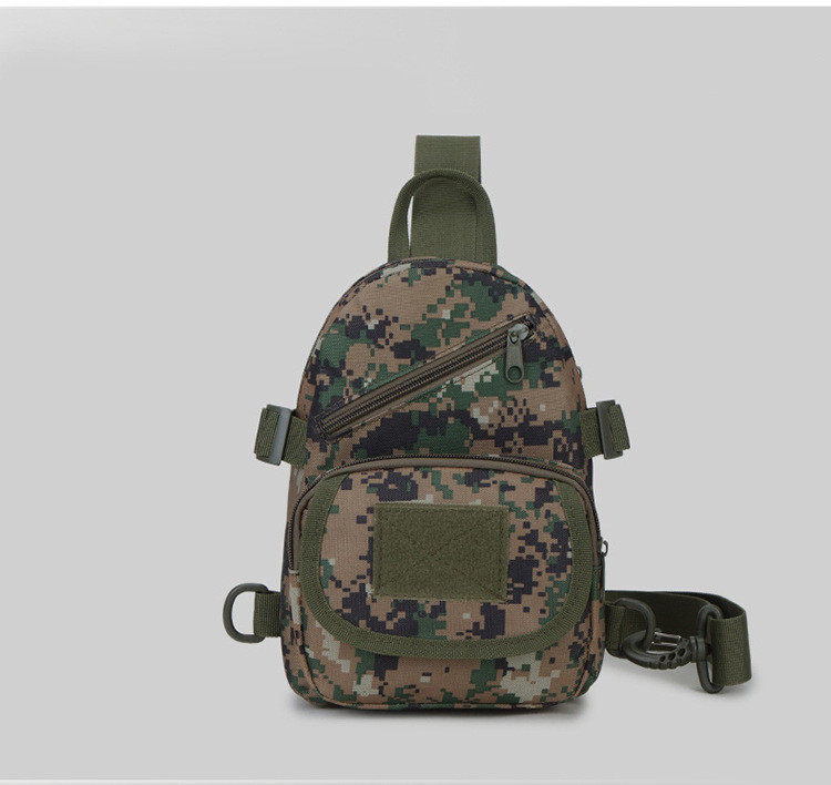 Small military duffle bag tactical oxford fabric chest bag for men