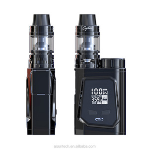 high quality IJOY CAPO 100 Kit diablo mod fantasy e cigarette Ceramic Vaporizer Pen custom vape mat