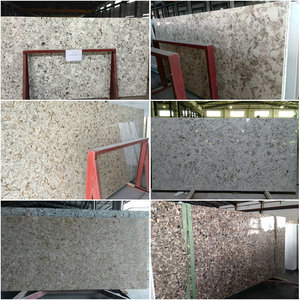 High glossy chinese factory price silica quartz stone