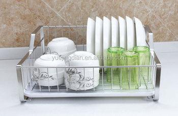 Stainless Steel Bowl Dish Display Rack Single Drop Wearing Plate ...