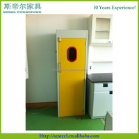 Gas cylinders Storage Cabinets with gas leaking alarm, gas cylinder cabinet