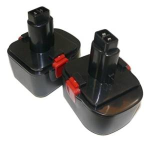Lubrication 1401 14V For Powerluber Grease Guns 2x Battery for Lincoln 1442