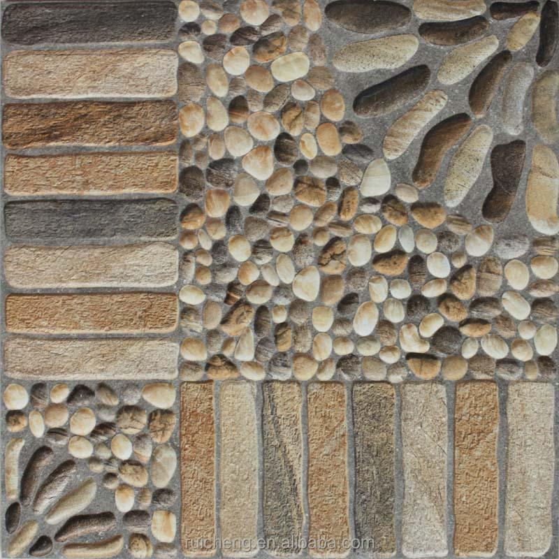 Baldosas para jardin piso de cemento para jardin como for Baldosas de piedra para exterior