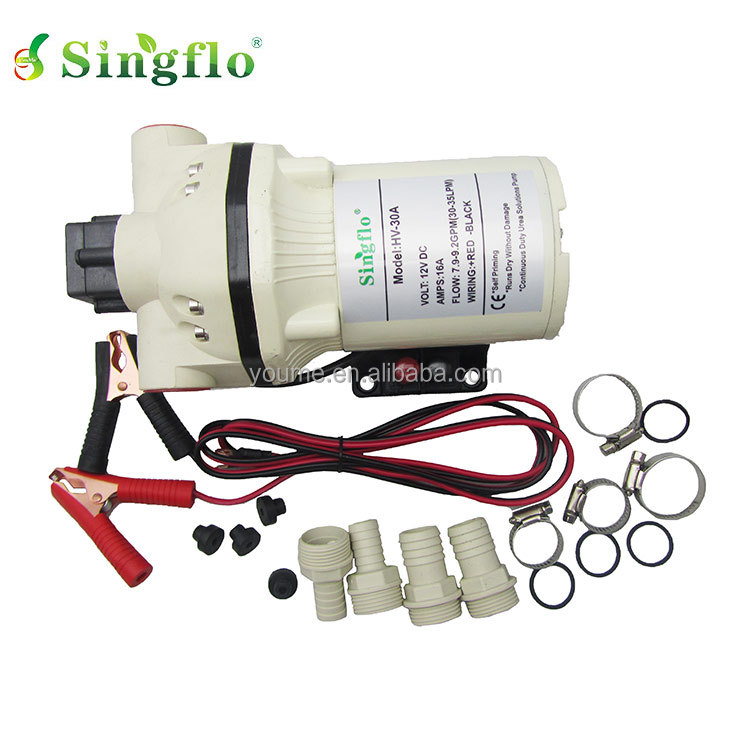 Singflo UREA & AUS32 Urea system 40LPM 240V pump/ automatic liquid chemical dispenser