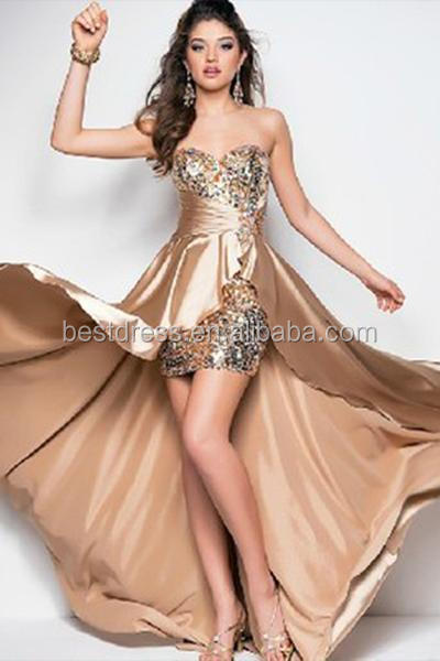 Sweetheart Bridesmaid Prom Dresses Long Evening Gowns