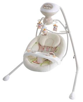 Baby Schommelstoel Automatisch.Groothandel Baby Schommel Baby Schommel Schaukelbett Baby Schommel Schommelstoel Met Muziek Automatische Babybed Swingende Buy Groothandel Kindje