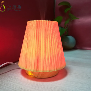 Foshan Factory desk lamp shape mini air innovations ultrasonic humidifier
