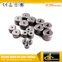 OEM low power comsumption tungsten carbide wire guide dies
