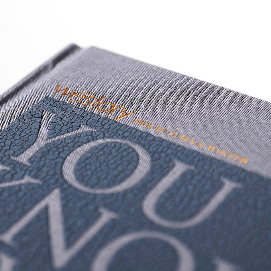 Full color custom terrific quality personalized notebook printing