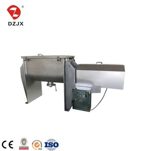 electric ribbon Industrial Mixer/Blender machine for powder/food/chemical