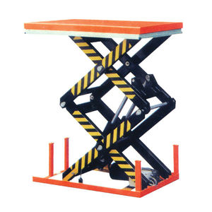 2000kgs 2ton Electric small hydraulic mini scissor lift table