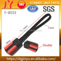 Cheaper price factory custom fancy zipper puller