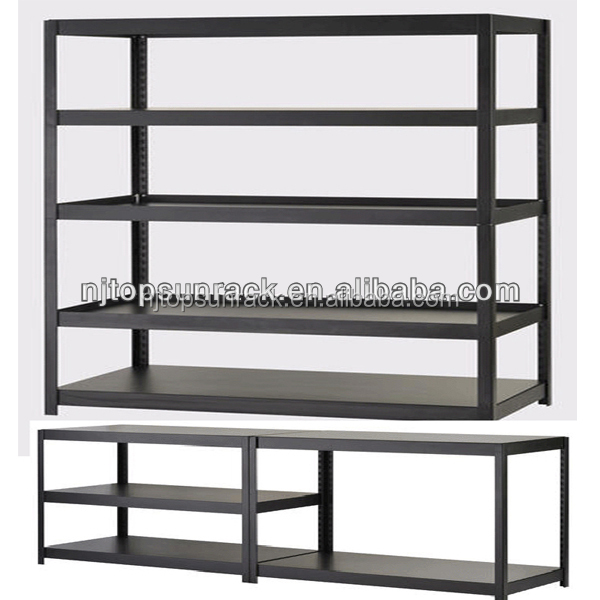 Nanjing TOPSUN Garage Heavy Duty Shelf Steel Metal Storage shelves and racks