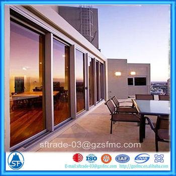 Balcony Used Sliding Glass Patio Doors Sale