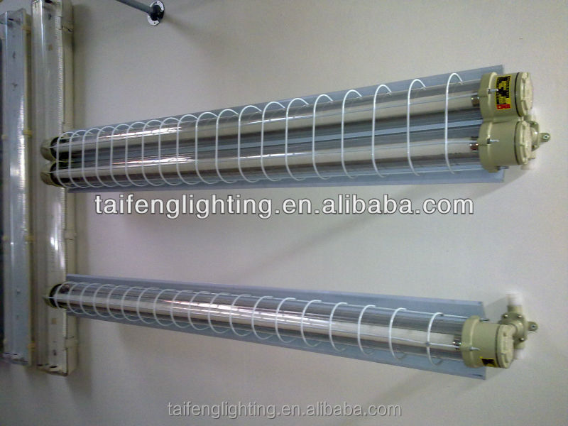 BPY Series Ex- proof fluorescent lamp with double tubes