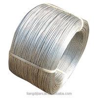 11 gauge Cold drawn galvanised Steel Wire
