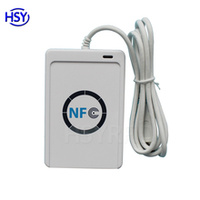 ACR122U 13.56mhz external usb nfc reader for easy to use
