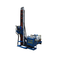 SJ-25 small Hydraulic jet grouting drilling rig
