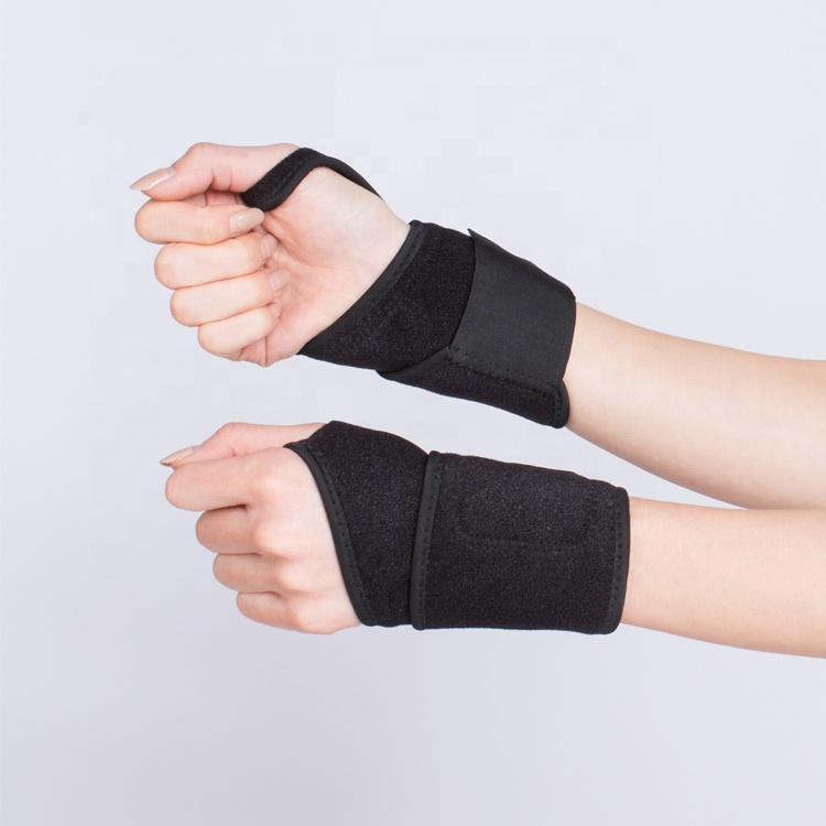 Gym Sport Custom Wrist Wraps, <strong>Weight</strong> Lifting Wrist Brace