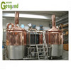 Small beer brewing brewery equipment for commercial business