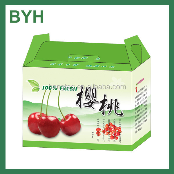 Cardboard Cherry Fruit Packaging Boxes, Cardboard Cherry Fruit Packaging  Boxes Suppliers And Manufacturers At Alibaba.com