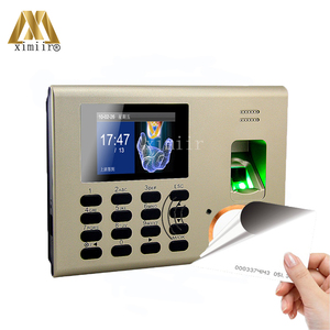 ZK K40 Fingerprint Card Time Attendance Machine Time Recorder Simple Access  Control & Fingerprint Access Control With Battery