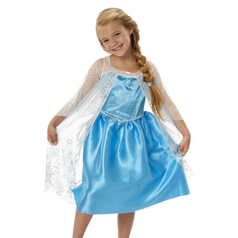 Dresses Romantic Princess Girl Dress Snow Queen Cosplay Dress Costume Brand Children Clothing Baby Kids Dresses Fantasia Infantis Vestido Menina