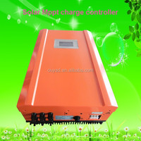 Security and stability control 192v40a complete solar power controller system