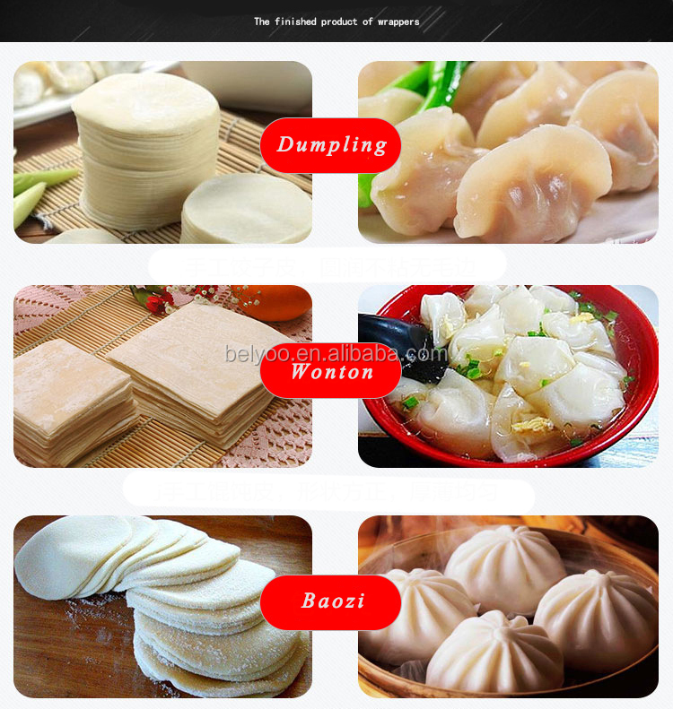 Home use mini dumpling wrapper machine make dumpling wrappers skin for walmart