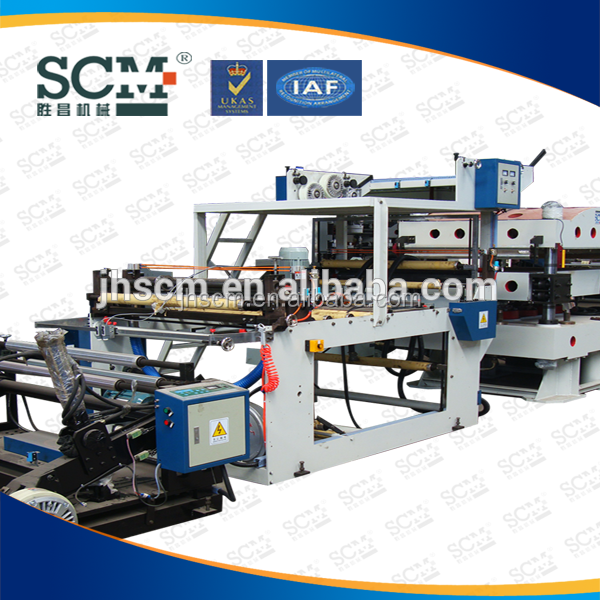 Full automatic hydraulic cold foil stamping machine,stainless steel stamping machine