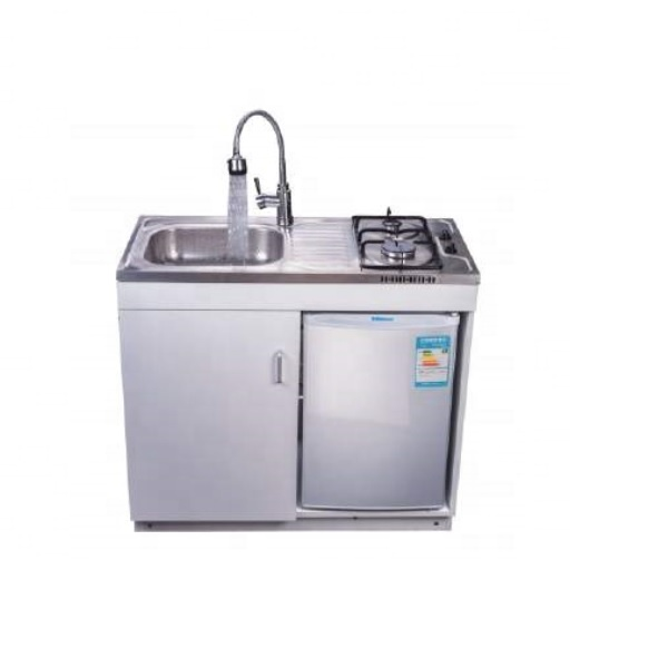 All In One Kitchen Appliance.Compact Mini Kitchen All In One Tap Sink Refrigerator Fridge Cooking Zone Cabinet Buy Sink Cabinet Refrigerator Cabinet Cooking Zone Cabinet Product