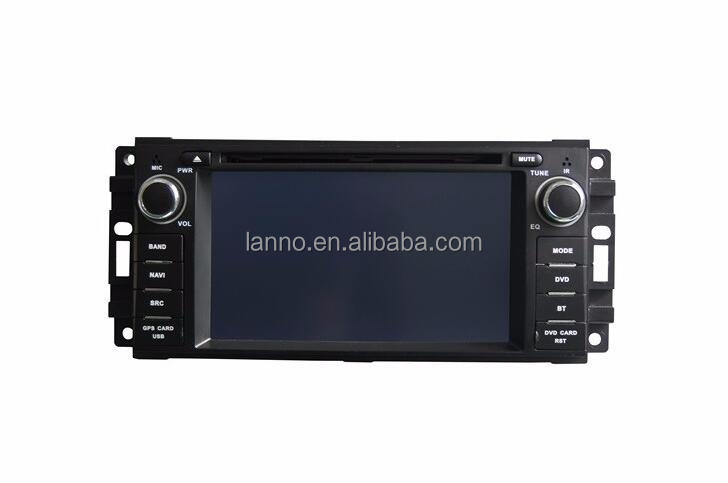car radio dvd player with gps navi for Jeep Commander/Compass/Grand Cherokee/Patriot/Liberty/Wrangler/Unlimited car gps with