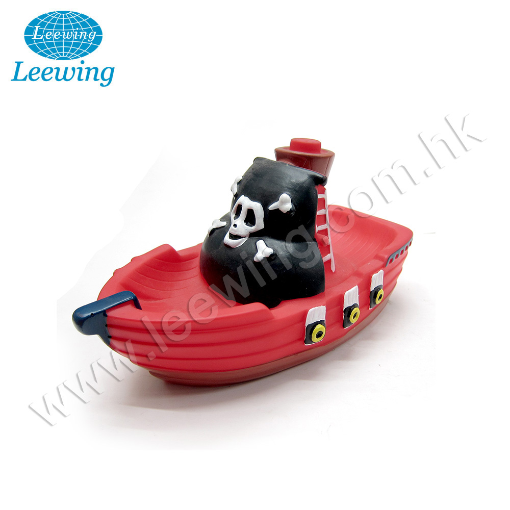 High Quality Plastic Bath Toy Pirate Ship - Buy Pirate Ship,Plastic ...