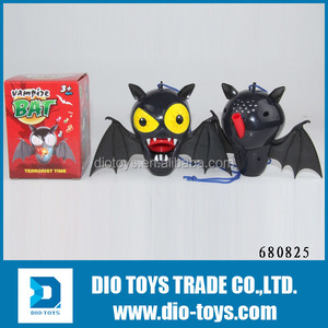 top products hot selling new 2014 halloween plastic bat toys
