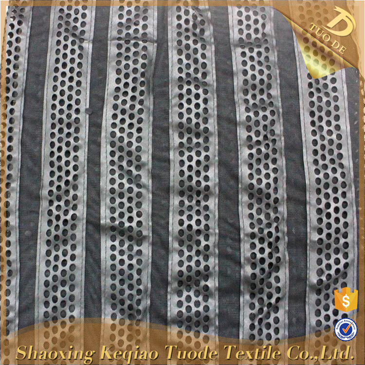 Fashion High Quality Net Leopard For Sale Garment Macrame Lace Fabric