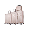 Innovative Products Lightweight Durable Aluminium Trolley ABS+PC Luggage Bag 2 Piece Set