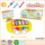 Children musical cell phone toy with light and music plastic with EN71