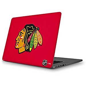 NHL Chicago Blackhawks MacBook Pro 13 (2013-15 Retina Display) Skin - Chicago Blackhawks Solid Background Vinyl Decal Skin For Your MacBook Pro 13 (2013-15 Retina Display)