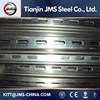 Z section steel galvanized