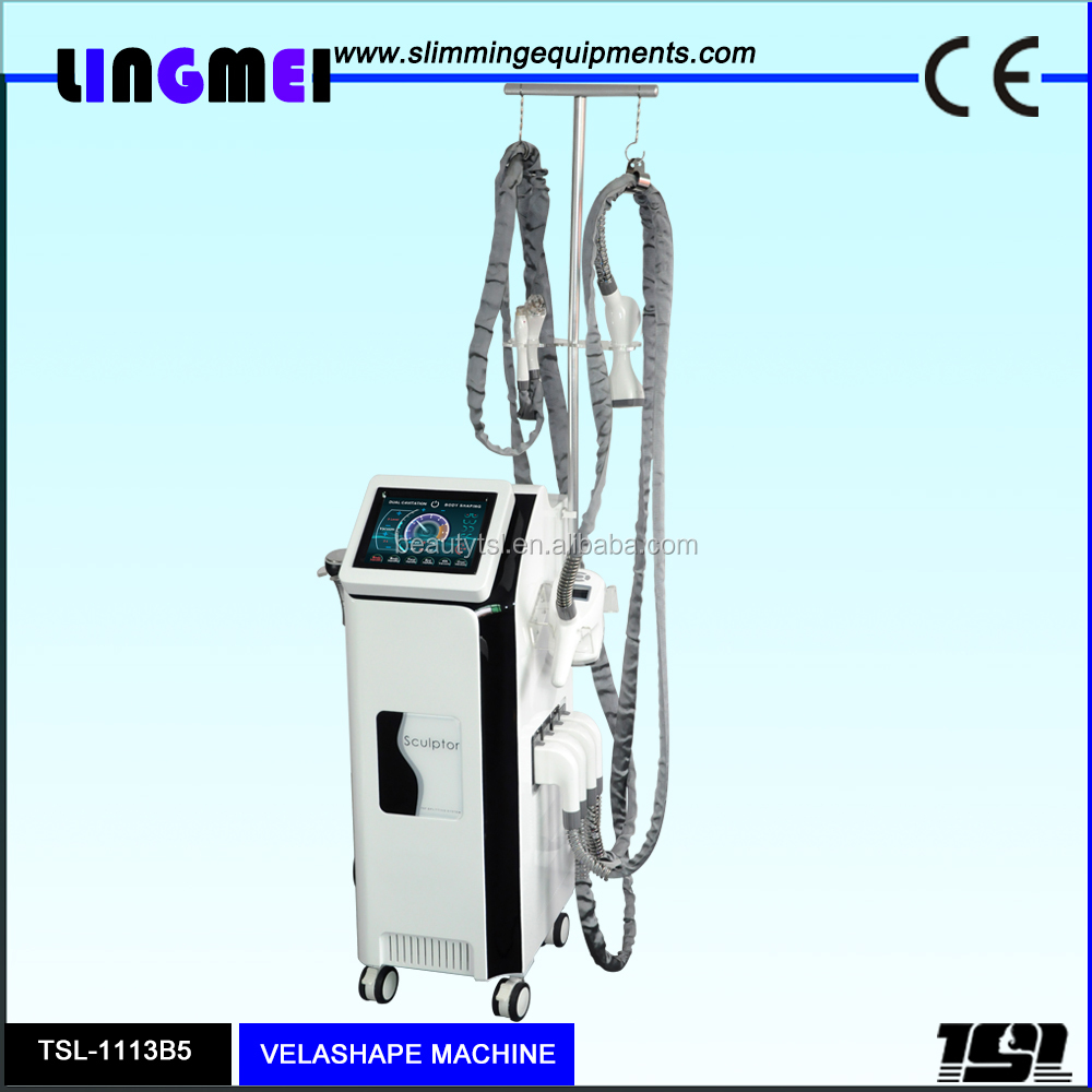 Hot in USA velashape iii/ infrared rf vacuum roller massage / vacuum massager velashape price