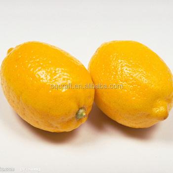 Sanqi Fake Food Foam Fruit Fake Lemon For Vase Filler Buy Sanqi