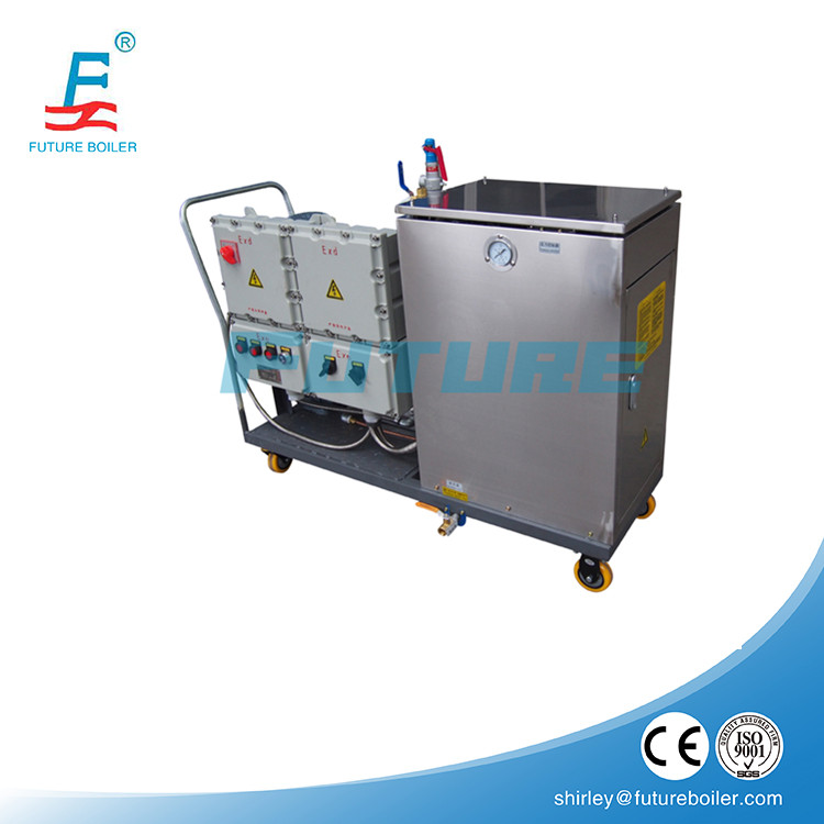 Explosion-proof Automatic Electric Steam Generator for Chemical Using