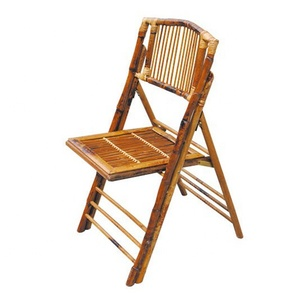 Garden Event Chair American Champion Chair Flash Bamboo Folding Chair