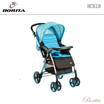 HC618 Blue Color Beautiful Fashion Baby Stroller /Trolley