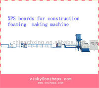 XPS/EPS foam boards making machine
