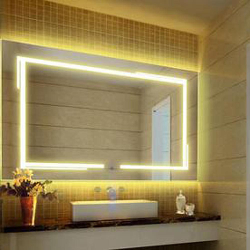 Venta al por mayor apliques espejos de baño-Compre online los ...