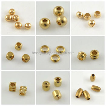 Top Quality Bulk Whole Thai Diffe Types Metal Loose Br Beads For Jewellery Making