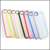 HOT SALE!!colorful shell TPU soft borders mobile phone protective case,TPU soft borders