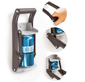 Wall Mounted Can Crusher 16oz Amazon Popular Can Crusher Manufacturer