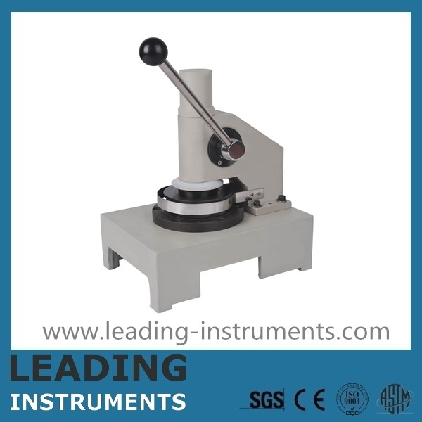 Hot selling research and quality supervision water absorption tester sample cutter